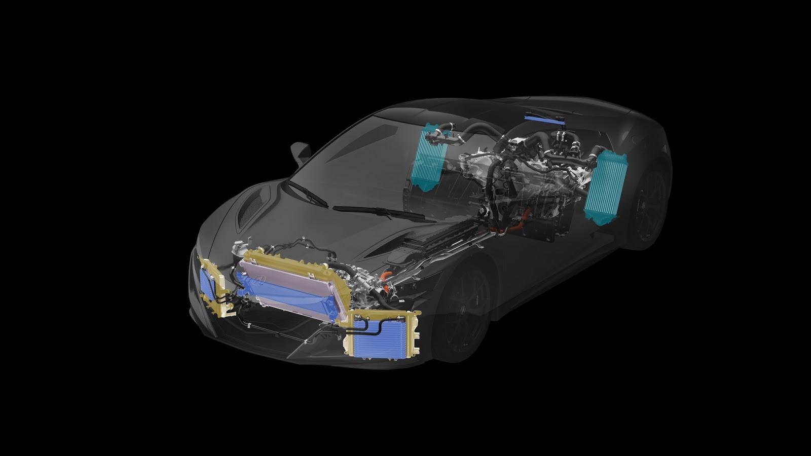 54633 2015 Honda NSX SAE Honda NSX: Ακτινογραφώντας το τέρας car, cars, Honda, Honda NSX, NSX, zblog, ιπποδύναμη, μεταχειρισμένο, πισωκίνητο, τετρακίνητο, υβριδικό, Χοντα, ψαρ