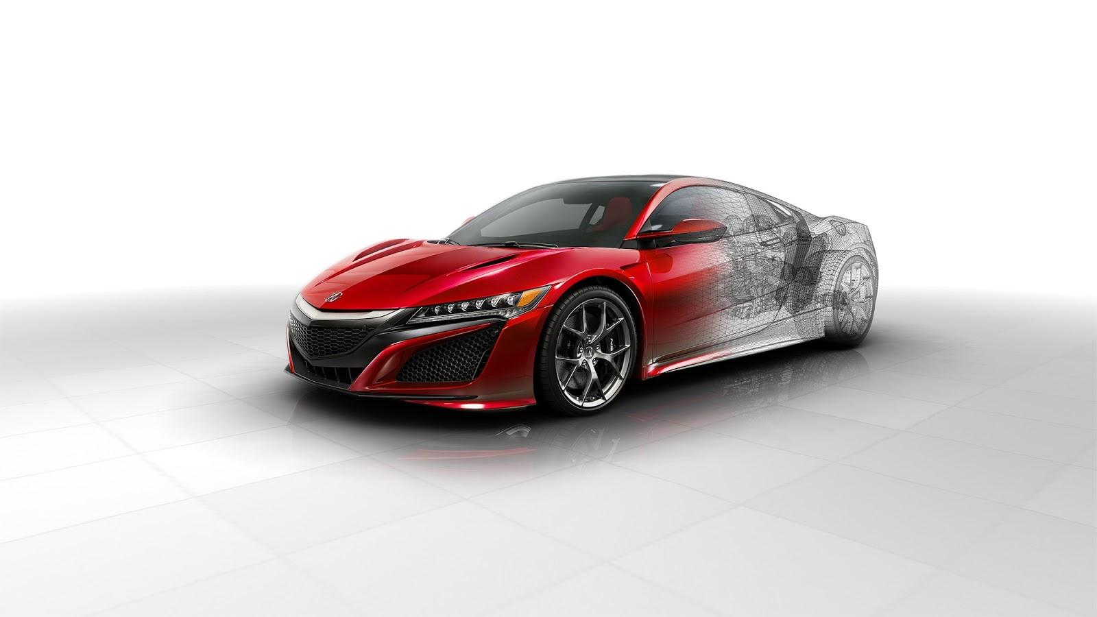54634 2015 Honda NSX SAE Honda NSX: Ακτινογραφώντας το τέρας car, cars, Honda, Honda NSX, NSX, zblog, ιπποδύναμη, μεταχειρισμένο, πισωκίνητο, τετρακίνητο, υβριδικό, Χοντα, ψαρ