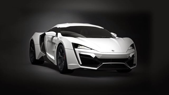 Lykan a Τα 10 ακριβότερα αυτοκίνητα στον κόσμο hypercar, supercars