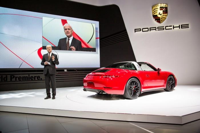 "Matthias Muller 2 Porsche CEO: ""Tesla, ποια Tesla;"""