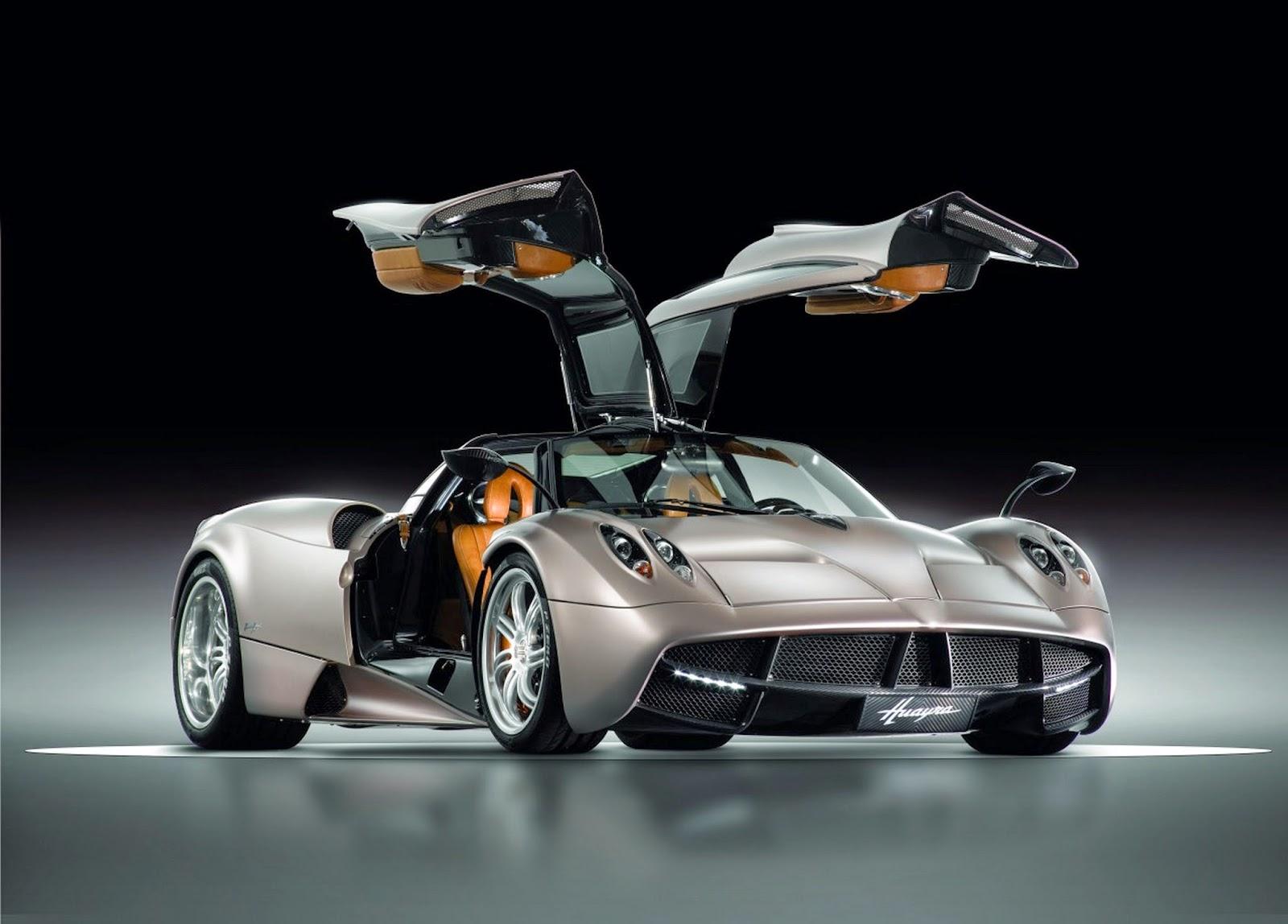 pagani huyra Τα 10 ακριβότερα αυτοκίνητα στον κόσμο hypercar, supercars
