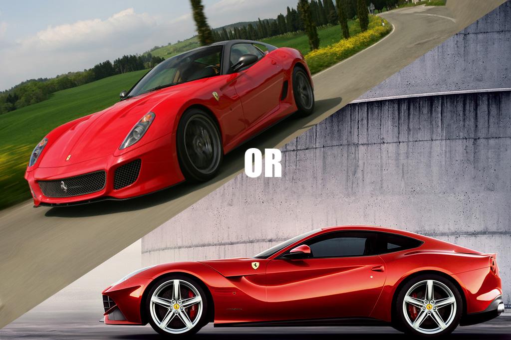 Ferrari2BF122BBerlinetta2Bvs2BFerrari2B5992BGTO Δείτε την Ferrari F12 Berlinetta ενάντιον μιας Ferrari 599 GTO drag race, Ferrari, Ferrari 599 GTO, Ferrari F12 Berlinetta, Ferrari F12 Berlinetta vs Ferrari 599 GTO, vs, κόντρες
