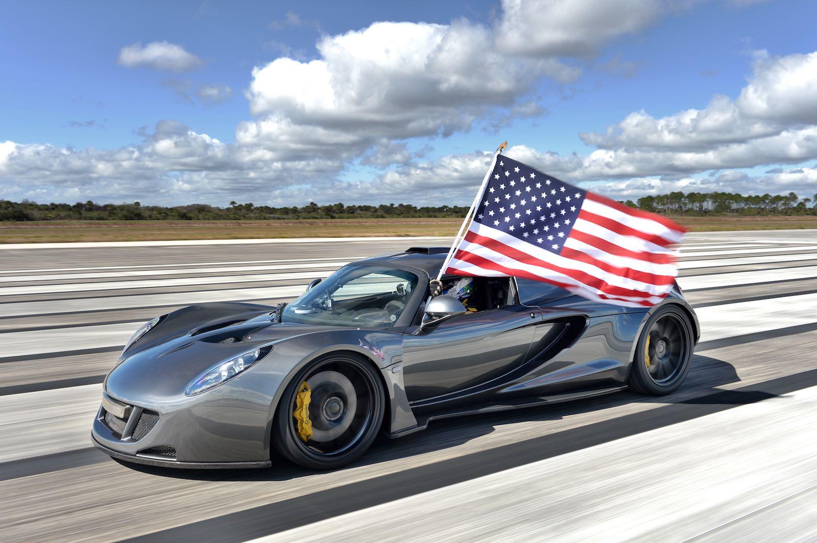 Hennessey Venom GT Το γρηγορότερο αυτοκίνητο στον κοσμο πιάνει τα 435 χ.α.ω SSC, top speed, topspeed, videos