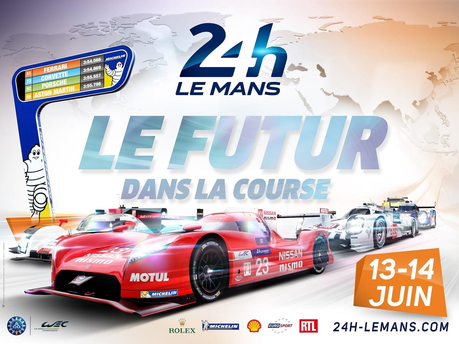 LE2BMANS Δες live των 24 ωρών αγώνα του Le Mans! Audi, LE MANS, LIVE, Nissan, Porsche, videos