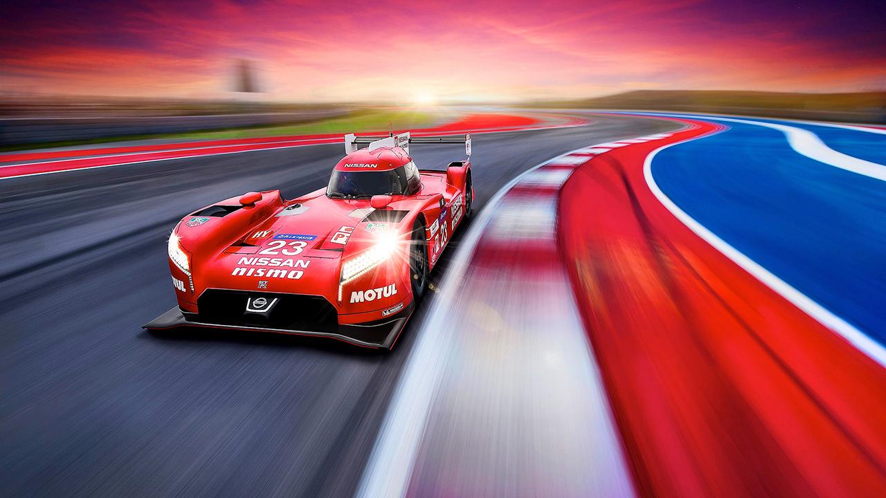 Nissan2BLM24 Ο συναρπαστικός αγώνας αντοχής LE MANS live μέσα απο την καμπίνα του Nissan LM24!!! videos