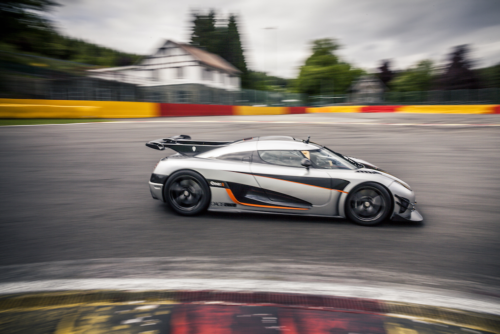 One Spa 1 Το Koenigsegg One: 1 φτιάχτηκε για να σπάει τα χρονόμετρα Circuit de Spa-Francorchamps, Koenigsegg One: 1, lap time, Robert Serwanski