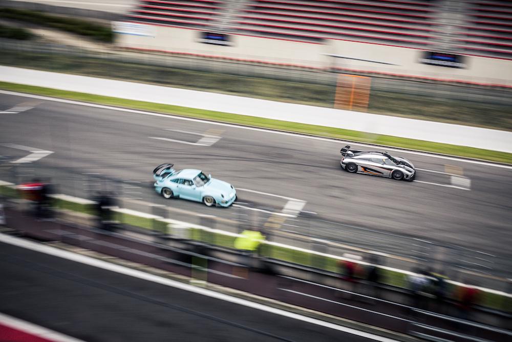 One Spa 2 Το Koenigsegg One: 1 φτιάχτηκε για να σπάει τα χρονόμετρα Circuit de Spa-Francorchamps, Koenigsegg One: 1, lap time, Robert Serwanski