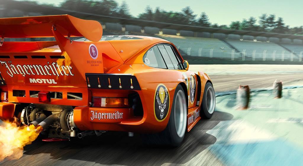 """Porsche2B935K32Bmoby2Bdick Δες μια Porsche 935 (Moby Dick) αλυσοδεμένη στο δυναμόμετρο dyno, Fun, Porsche, Porsche 935, Porsche 935 K3, Porsche 935/78 """"Moby Dick"""", videos"""