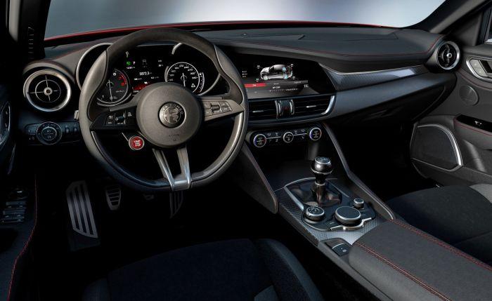 giulia2Besoteriko Τι μας δείχνει η πρώτη επίσημη φωτό του εσωτερικού της Giulia Alfa, alfa romeo, Alfa Romeo Giulia, interior