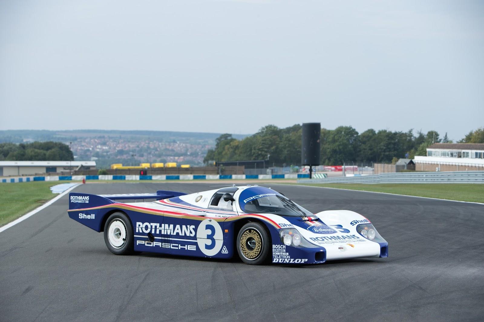 porsche2B9562Bwinner Με 8 εκατομμυριάκια αγοράζεις την Porsche που κέρδισε το Le Mans Porsche 956, Porsche Le Mans, zblog, δημοπρασία, ευρώ