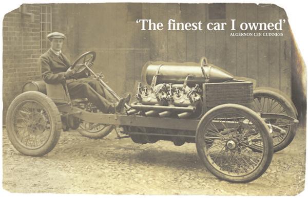 01 Για να ντριφτάρεις ένα αυτοκίνητο 110 ετών θέλει σίγουρα κότσια Darracq, GOODWOOD, Goodwood Festival of Speed, Mark Walker, videos, zblog