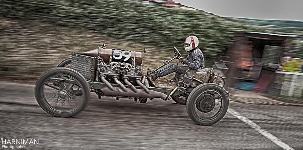21 Για να ντριφτάρεις ένα αυτοκίνητο 110 ετών θέλει σίγουρα κότσια Darracq, GOODWOOD, Goodwood Festival of Speed, Mark Walker, videos, zblog
