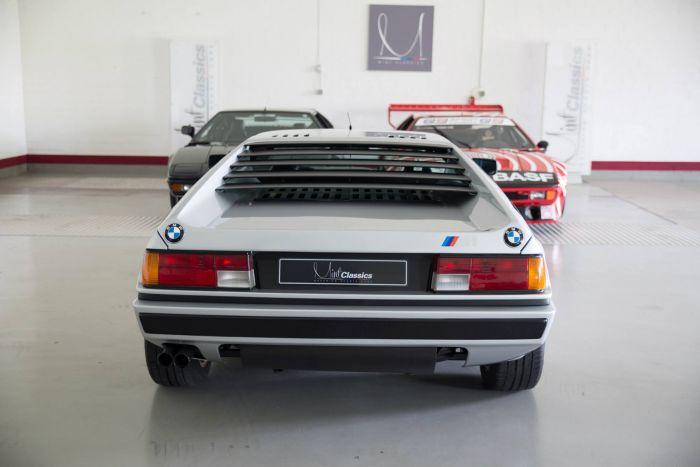 BMW2BM12B2 Μπορείς να αποκτήσεις αυτή την υπερσπάνια BMW M1 με 850.000 ευρώ BMW, BMW M1, zblog