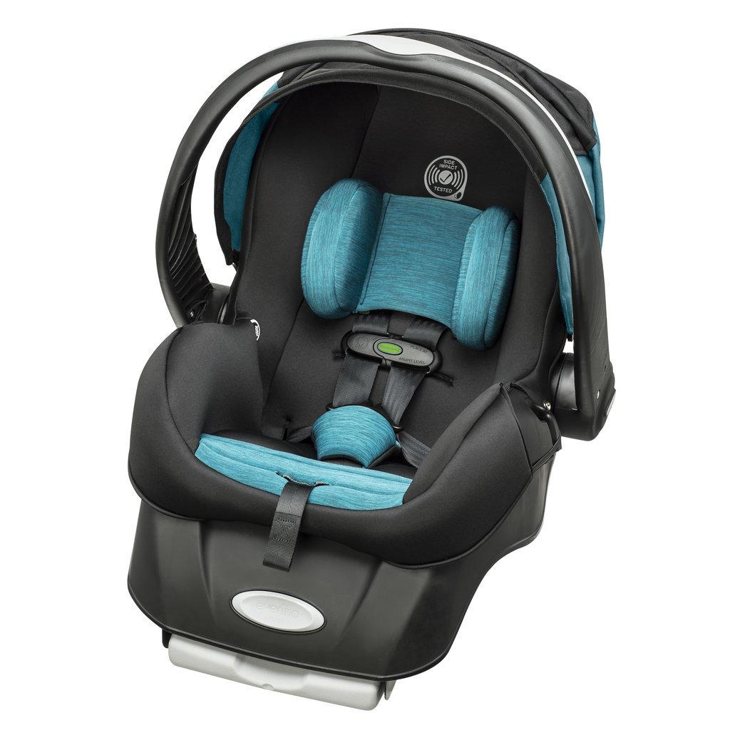 Evenflo SensorSafe Car Seat Remind Parents Baby Car Δείτε το παιδικό κάθισμα αυτοκινήτου που σώζει ζωές Baby-Car, Evenflo, παιδικό κάθισμα, παιδικό κάθισμα αυτοκινήτου