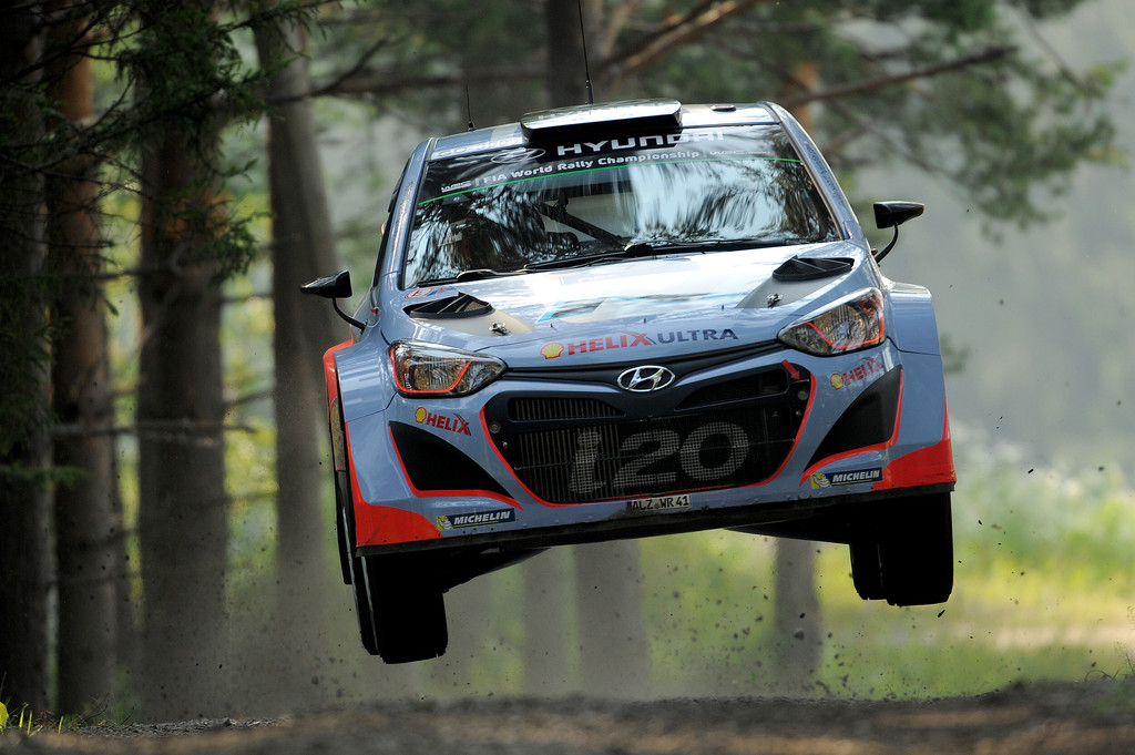 Thierry2BNeuville Πόσο καλά είναι τα φρένα ενός αγωνιστικού αυτοκινήτου; Hyundai i20, Thierry Neuville, WRC, WRC Hyundai i20