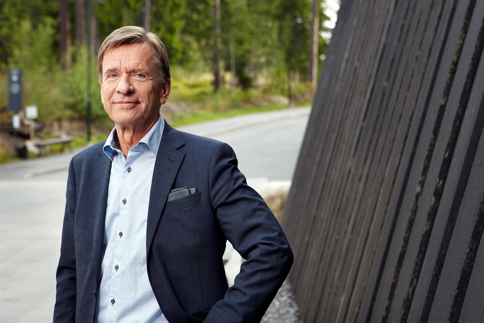 VOLVO HAKAN2BSAMUELSSON PRESIDENT2B25262BCEO Η Volvo εξαγόρασε βελτιωτικό οίκο, ετοιμάζει μοντέλα 400 ίππων Polestar, Volvo, Volvo S60, Volvo V60