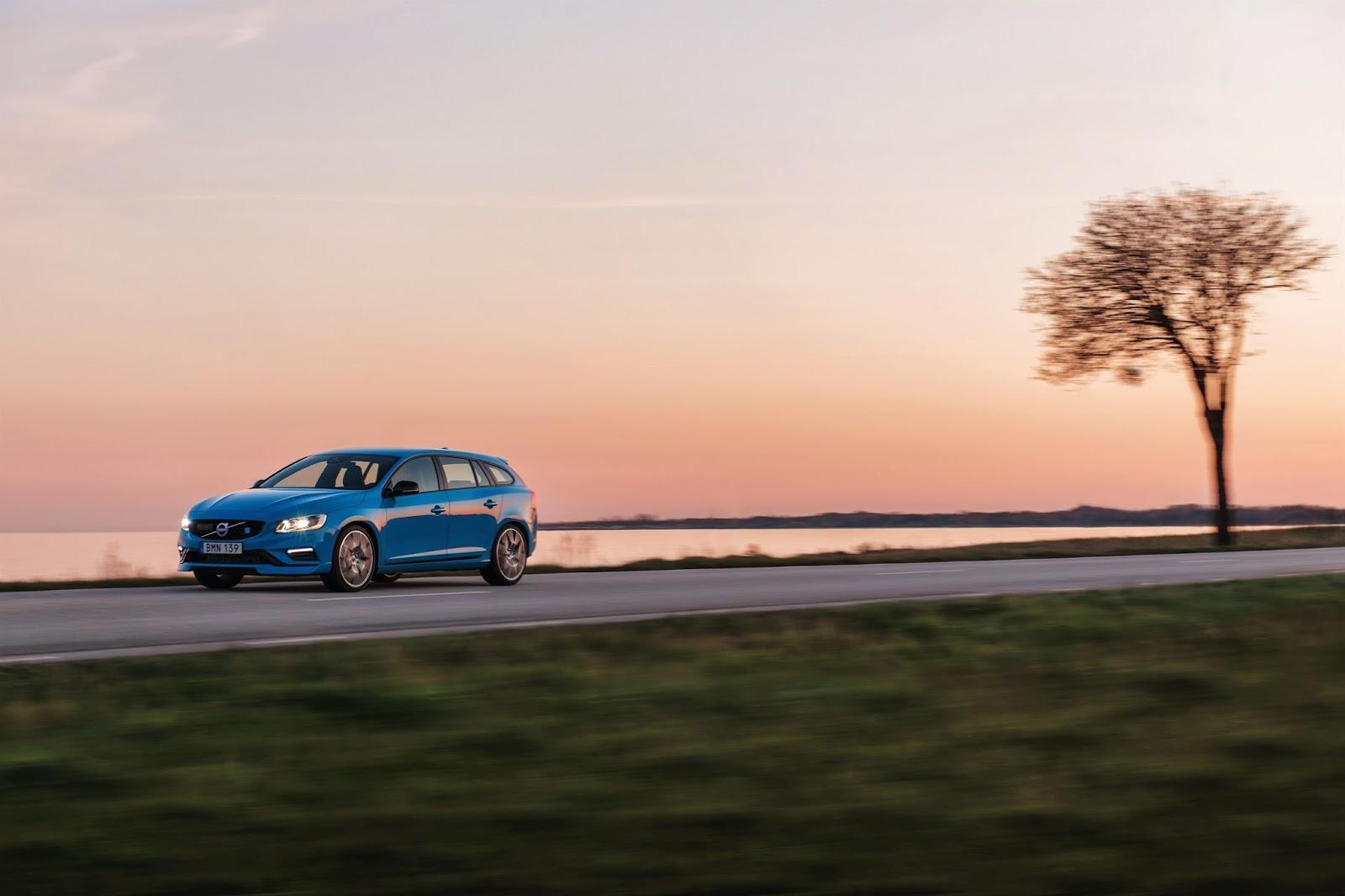 VOLVO V602BPOLESTAR Η Volvo εξαγόρασε βελτιωτικό οίκο, ετοιμάζει μοντέλα 400 ίππων Polestar, Volvo, Volvo S60, Volvo V60