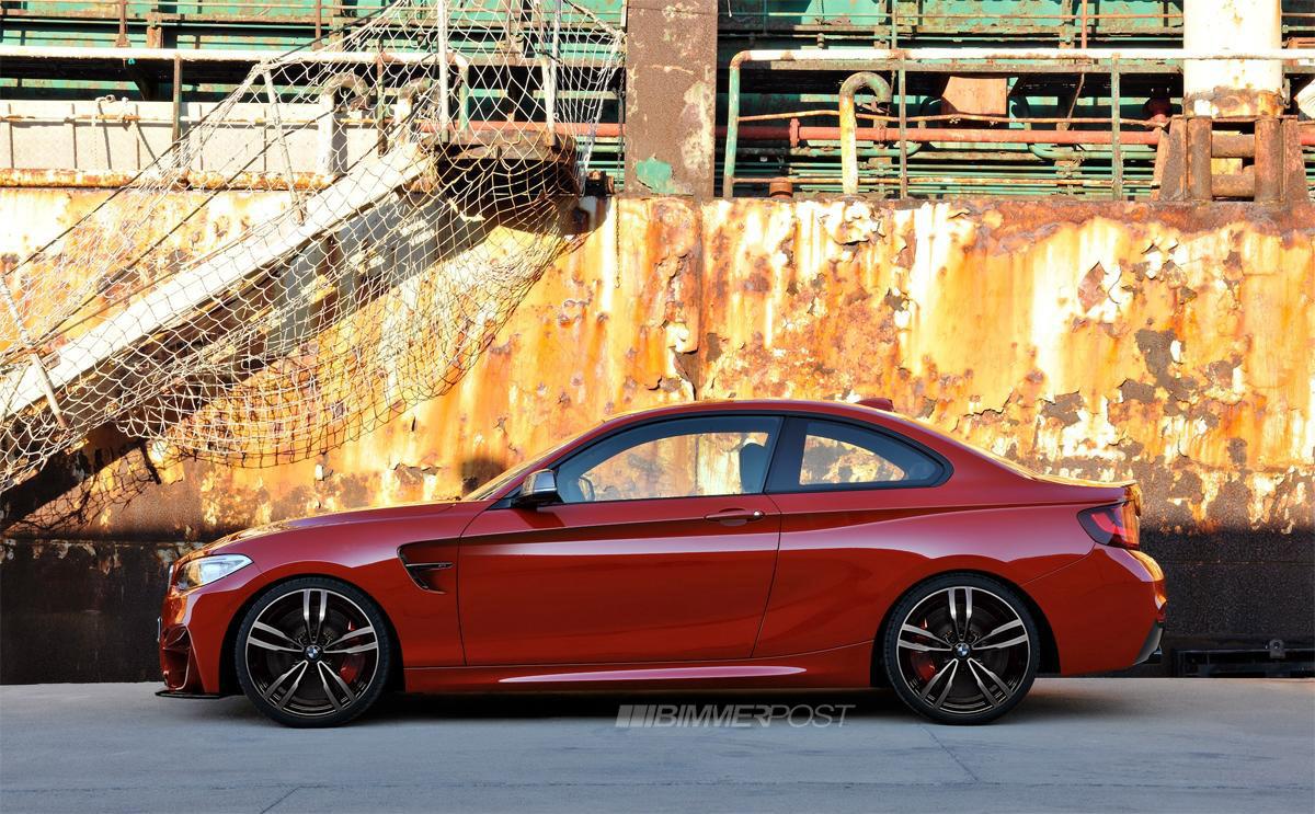 bmw2Bm2 Δες τη BMW M2 να διδάσκει στρίψιμο στο Nurburgring BMW, BMW M2, video, videos