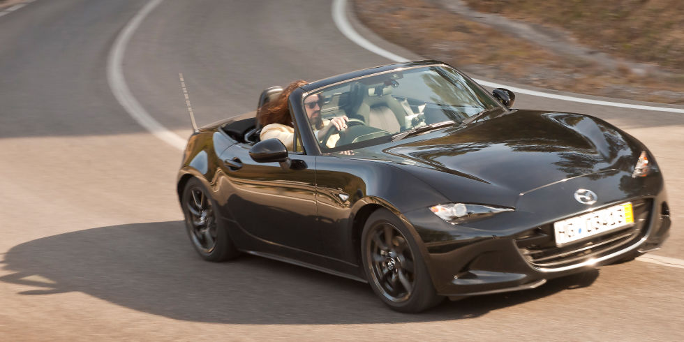 Το δυνατότερο Mazda MX-5 θα έχει 158 ίππους Mazda, mazda mx-5, mx-5, Skyactiv, zblog