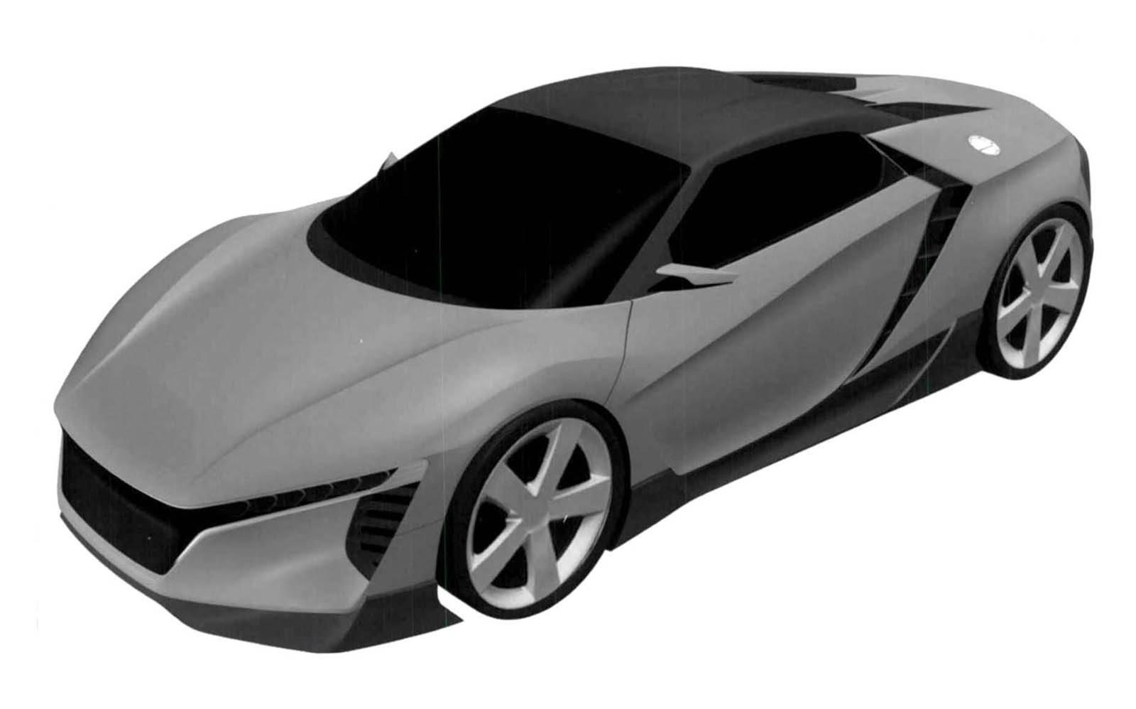 Με 365 ίππους και συνταγή McLaren το νέο Honda S2000 Honda, Honda NSX, Honda S2000, zblog