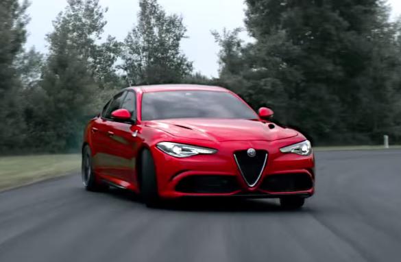 Alfa Romeo Giulia Άκου ΚΑΘΑΡΑ τον μπάσο ήχο της Giulia
