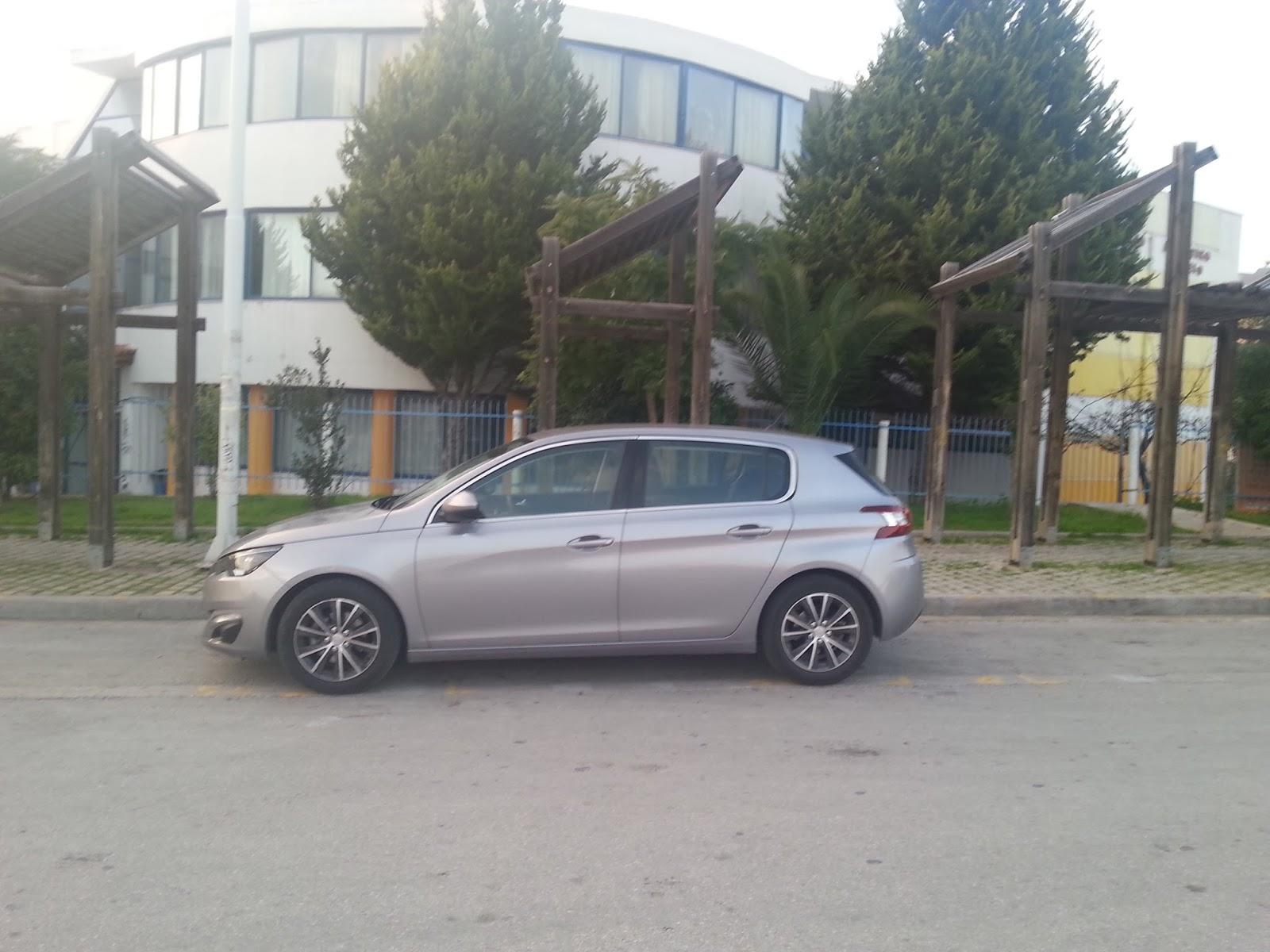 F2 3 Πόσο καλά στρίβει το Peugeot 308; Peugeot, Peugeot 308, TEST, ΔΟΚΙΜΕΣ