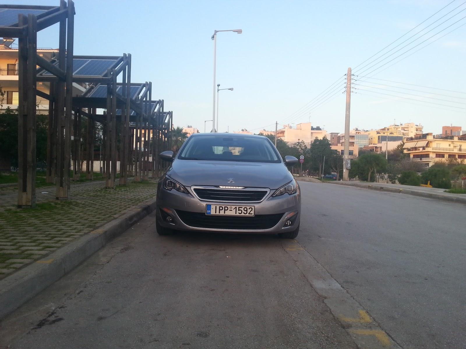F4 4 Πόσο καλά στρίβει το Peugeot 308; Peugeot, Peugeot 308, TEST, ΔΟΚΙΜΕΣ