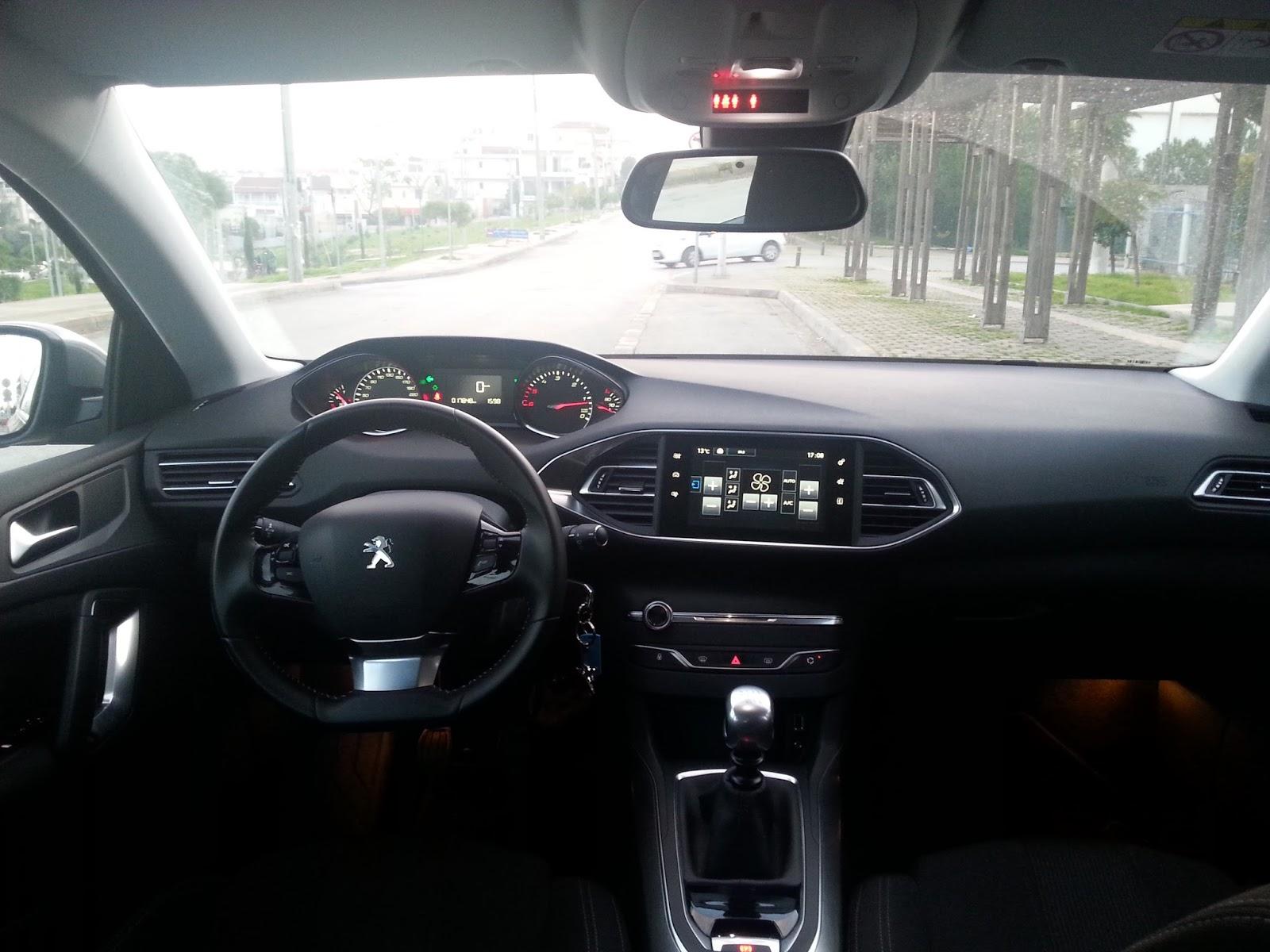 F5 6 Πόσο καλά στρίβει το Peugeot 308; Peugeot, Peugeot 308, TEST, ΔΟΚΙΜΕΣ