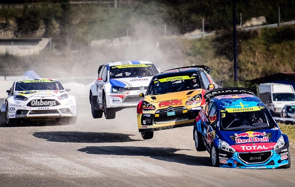 Rally cross italie Solberg 1 Να γιατί το παγκόσμιο πρωτάθλημα RallyCross είναι το εντυπωσιακότερο όλων! FIA, FIA World Rallycross Championship, Monster Energy, Peugeot, Peugeot 208, Rallycross, Red Bull, Timmy Hansen, video, videos, WRC, zblog