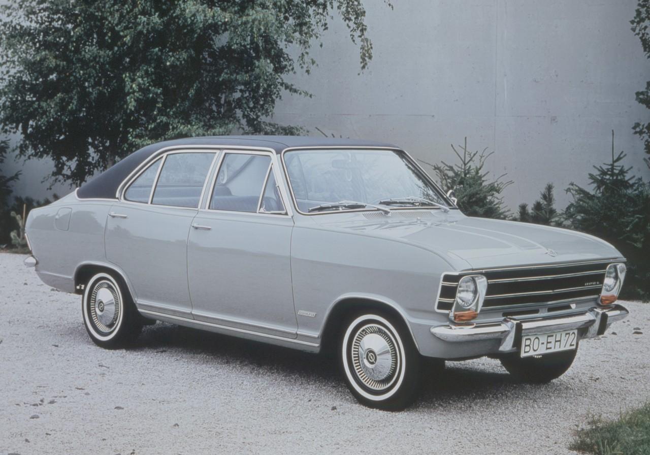 cq5dam.web .1280.1280252832529 Το Kadett B γιόρτασε τα 50 Χρόνια του Opel, Opel Kadett, Opel Kadett B, Opel Kadett. Das Auto
