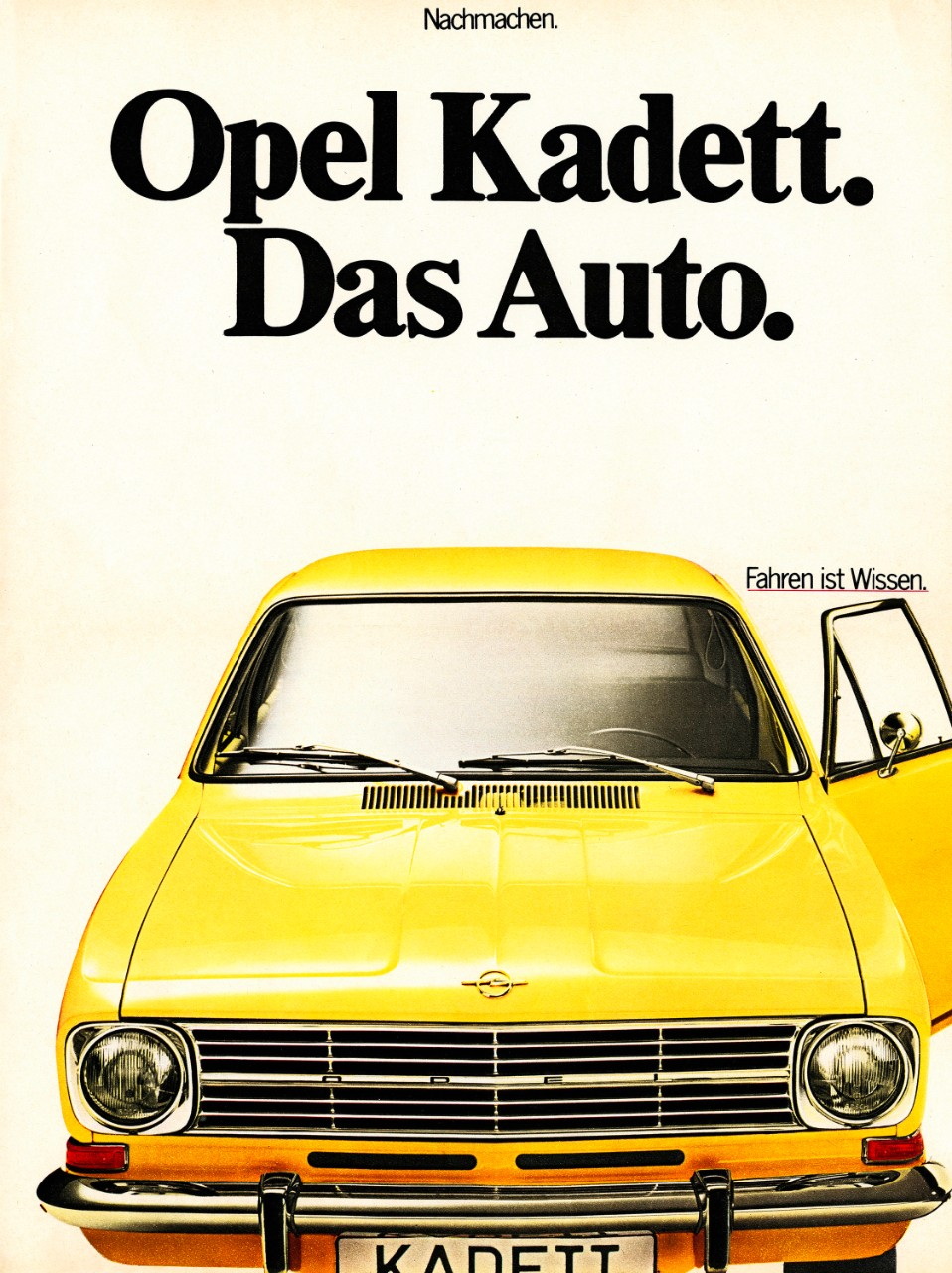 cq5dam.web .1280.1280252892529 Το Kadett B γιόρτασε τα 50 Χρόνια του Opel, Opel Kadett, Opel Kadett B, Opel Kadett. Das Auto