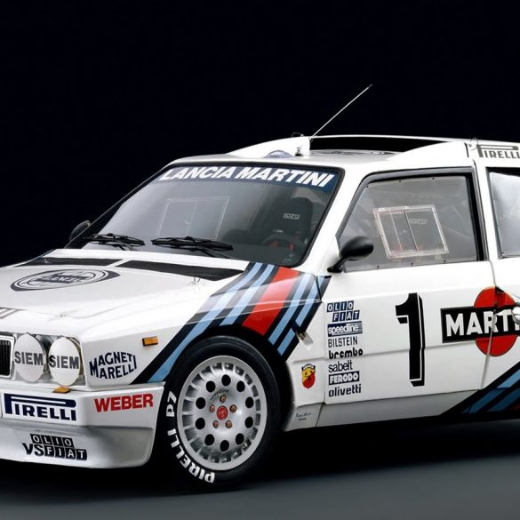 1985 Lancia Delta S4 Race Car Racing Rally Martini Italy 4000x3000 3200x1800 Δεν υπάρχει πιο «αντρικό» αυτοκίνητο από την Lancia Delta S4 Group B
