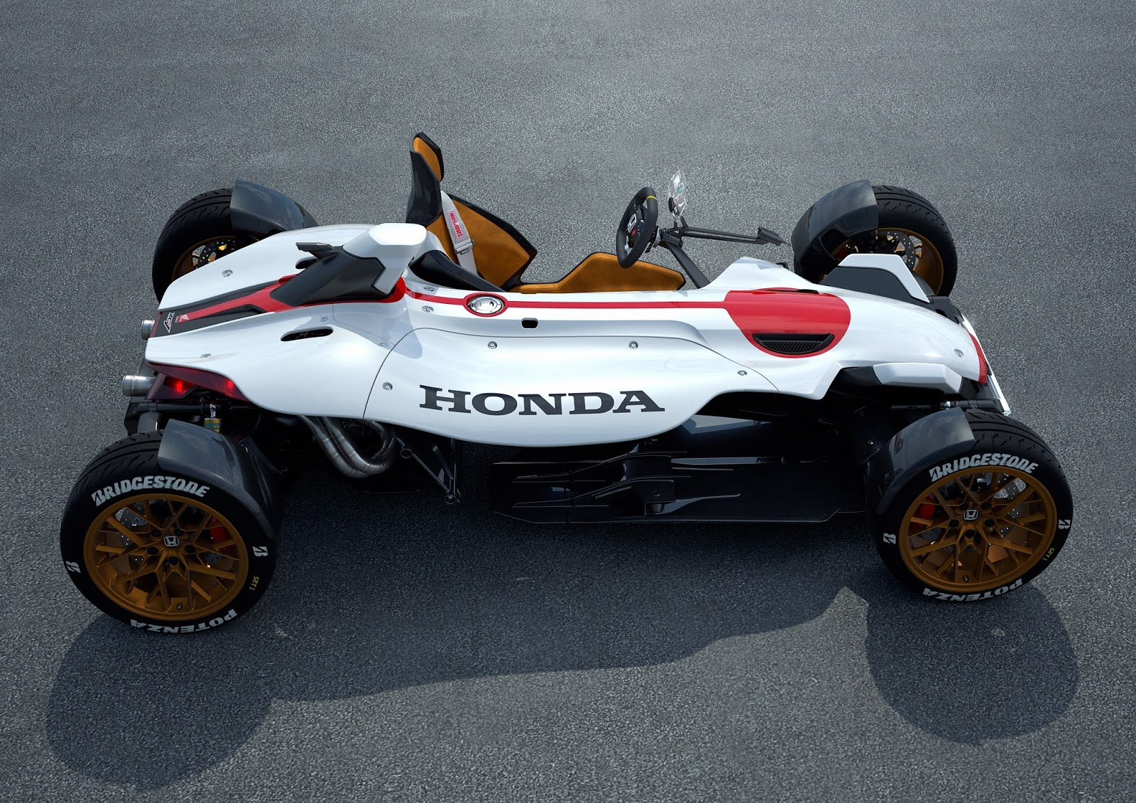 60393 HONDA PROJECT 2 4 POWERED BY RC213V TO DEBUT AT FRANKFURT A COMBINATION OF 1 Αυτοκίνητο ή μοτοσικλέτα; Και τα δυο σε ένα μας λέει η Honda Frankfurt Motor Show, Global Design Project, Honda, Honda design, Honda Project 2&4