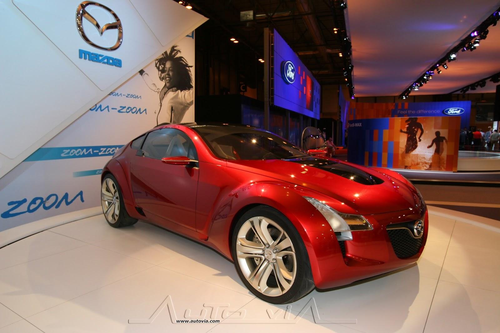 RX3 Τριρότορο, biturbo, με 450 άλογα, το Mazda RX-9 ετοιμάζεται να φτύσει φλόγες concept, Mazda, Mazda RX-9, RX-7, rx-8, Wankel, zblog