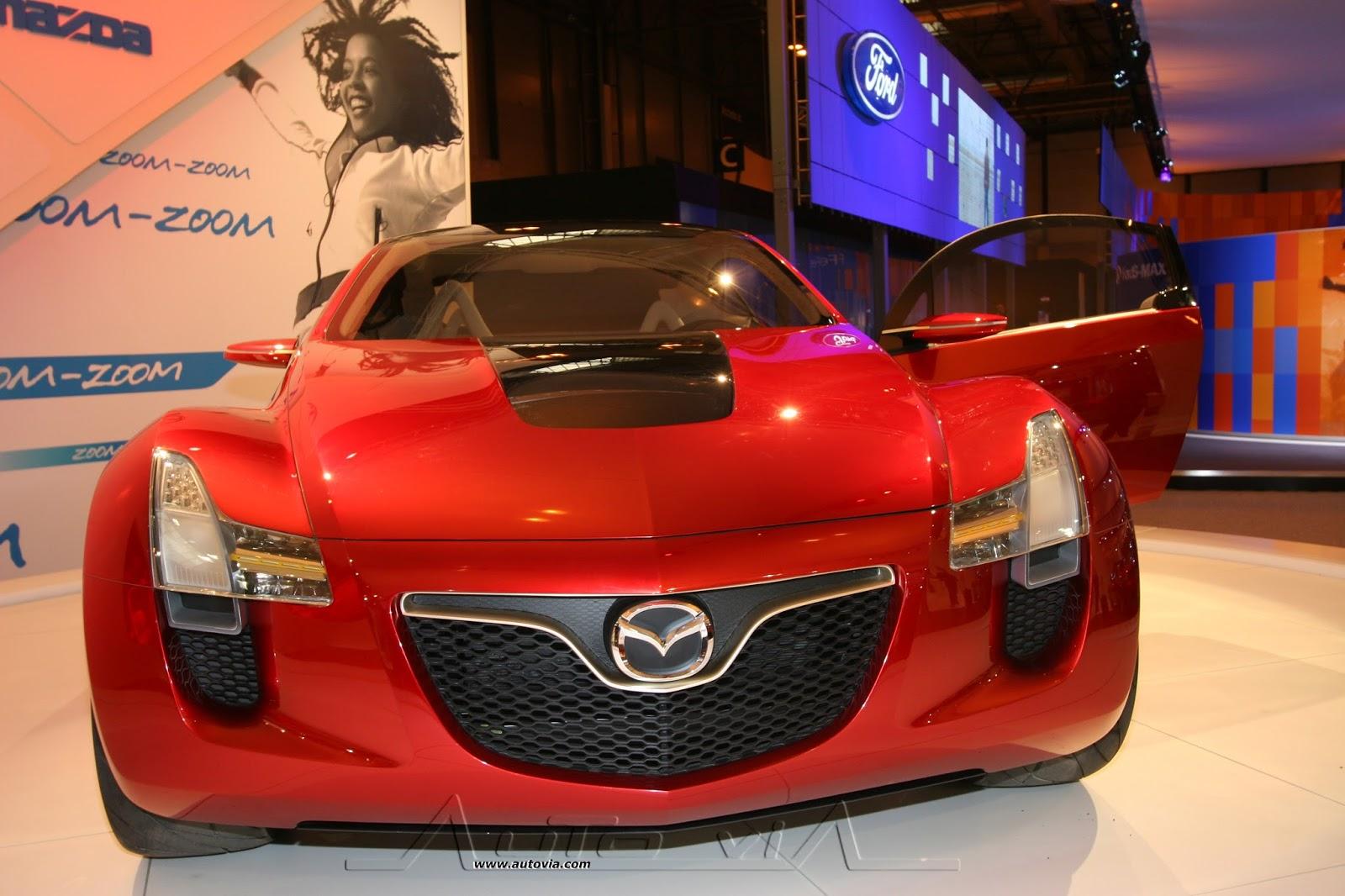 RX5KABURA Τριρότορο, biturbo, με 450 άλογα, το Mazda RX-9 ετοιμάζεται να φτύσει φλόγες concept, Mazda, Mazda RX-9, RX-7, rx-8, Wankel, zblog