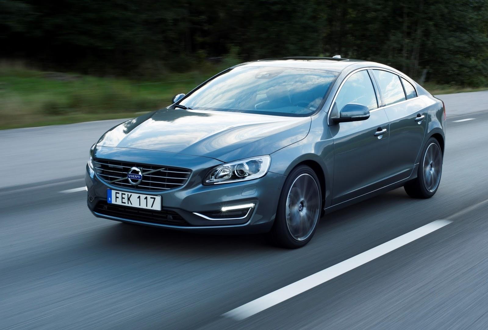 VOLVO2BS60 Εν μέσω κρίσης η Volvo χτυπάει κορυφή Volvo S60, Volvo V40, Volvo V40 Cross Country, Volvo V60, Volvo XC60, Volvo XC90