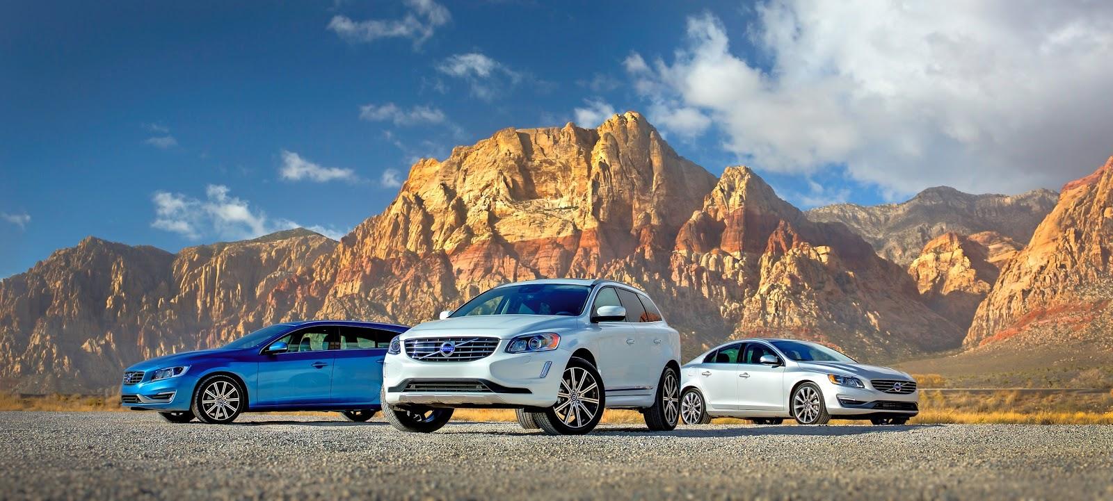 VOLVO S60 V60 XC60 Εν μέσω κρίσης η Volvo χτυπάει κορυφή Volvo S60, Volvo V40, Volvo V40 Cross Country, Volvo V60, Volvo XC60, Volvo XC90