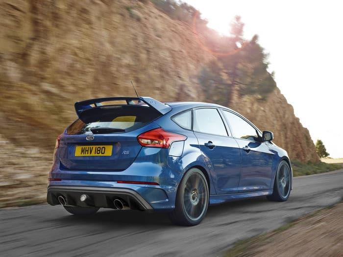 focus2 Με επιδόσεις μαχητικού και τιμή 39.000 ευρώ, το Ford Focus RS Ford, Ford Focus RS, video, videos, zblog