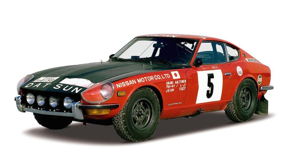 z240 Παντοδύναμο crossover με το όνομα Ζ ετοιμάζει η Nissan 240Z, Nissan, Nissan Gripz, video, videos, Z, zblog