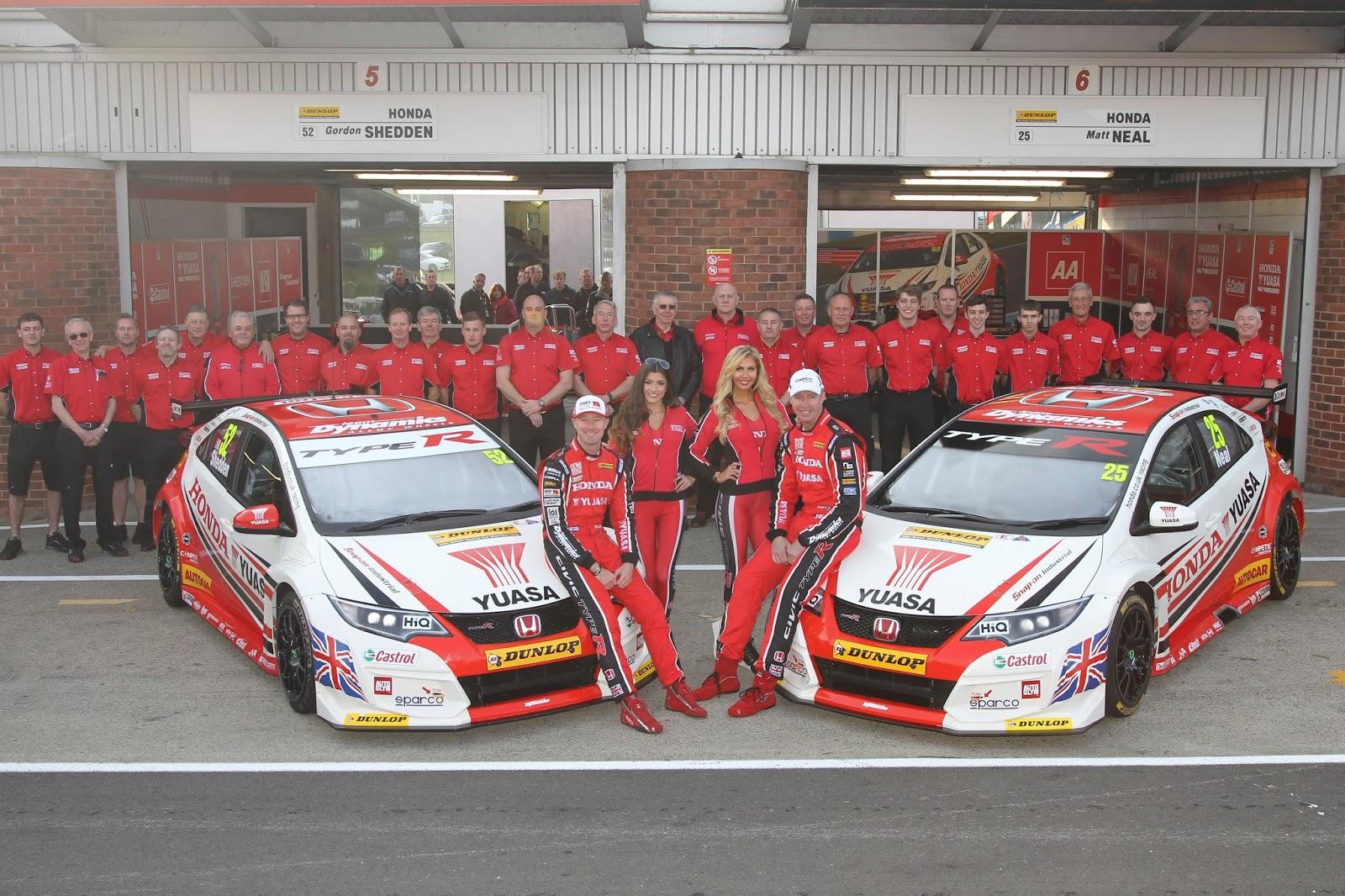 62396 Honda wins BTCC drivers and manufacturers championships Η συλλογή τίτλων μόλις ξεκίνησε για το νέο Civic Type R BTCC, Hatcback, Honda, Honda Civic, Honda Civic Type R, Rally, videos