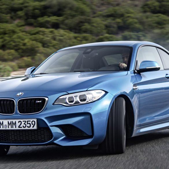 BMW M2 official 1 H BMW M2 είναι ο (άξιος) διάδοχος της 2002 turbo και της Ε30 μαζί