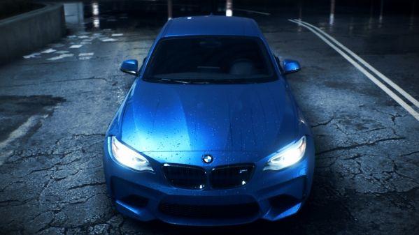 P90201392 lowRes the new bmw m2 coupe Για όσους δεν μπορούν να περιμένουν, η BMW M2 Coupé έρχεται στο Need for Speed BMW, BMW M2, BMW M2 Coupé, Game, Need for Speed, videos