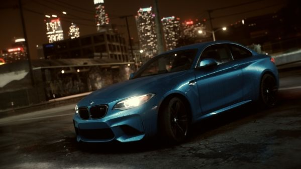 P90201393 lowRes the new bmw m2 coupe Για όσους δεν μπορούν να περιμένουν, η BMW M2 Coupé έρχεται στο Need for Speed BMW, BMW M2, BMW M2 Coupé, Game, Need for Speed, videos