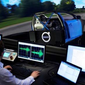 VOLVO VI GRADE2BCHASSIS2BSIMULATOR2B3 Ακόμα πιο απολαυστικά στην οδήγηση τα επερχόμενα Volvo χάρη στο νέο εξομοιωτή πλαισίου Volvo, Volvo Cars, Τεχνολογία