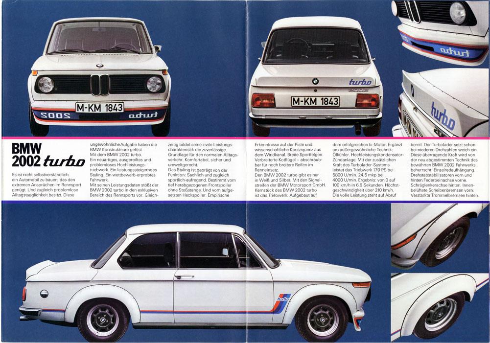 bmw 2002 brochure 2 H BMW M2 είναι ο (άξιος) διάδοχος της 2002 turbo και της Ε30 μαζί BMW, BMW 2002 turbo, BMW M2, BMW M3 E30, videos, zblog, φωτογραφίες