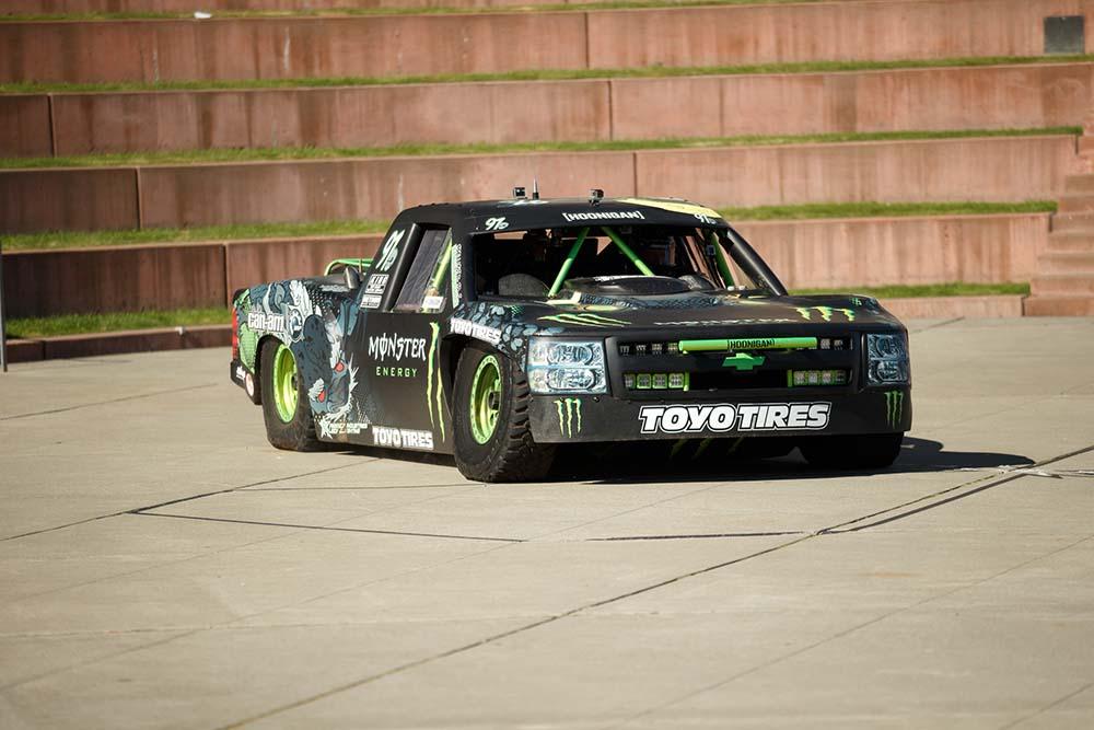CHEN6812 O B.J Baldwin με το Chevrolet των 800 ίππων τα πηδάει όλα BJ Baldwin, Can-Am Maverick, Chevrolet, Fun, Recoil, videos