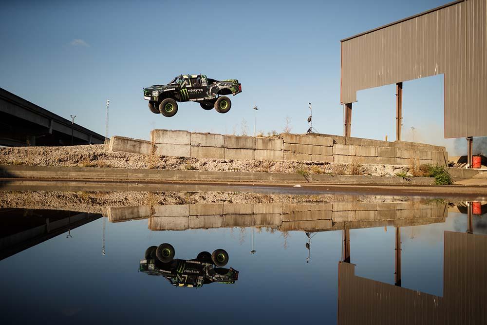 CHEN74571 O B.J Baldwin με το Chevrolet των 800 ίππων τα πηδάει όλα BJ Baldwin, Can-Am Maverick, Chevrolet, Fun, Recoil, videos