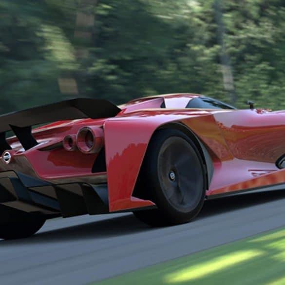 GT R2B36 Το επόμενο GT-R θέλει να σπάσει όλα τα ρεκόρ του Nurburgring