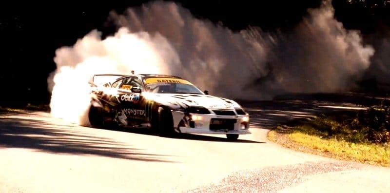 Kenneth Moen Supra Οι drifters με τις Supra δημιουργούν τα σύννεφα drift, Drifter, Toyota, Toyota Supra, videos