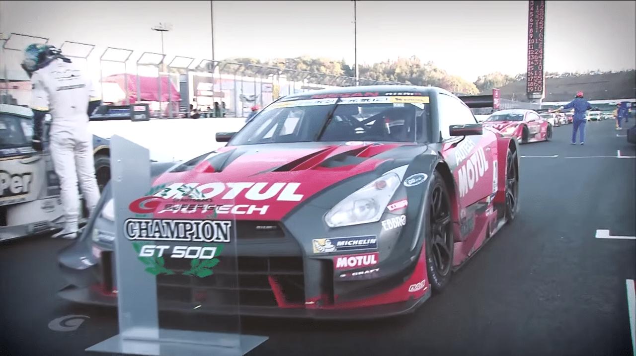 champion2Bgt500 Πρωταθλήτρια η Nismo στις κατηγορίες GT500 και GT300 του Super GT. GT-R, Nismo, Nissan, Nissan GT-R, Rally, Super GT, videos